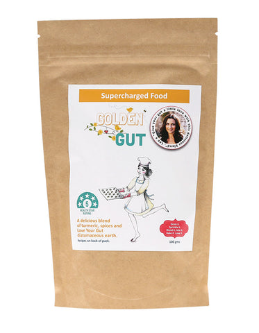 Golden Gut Blend Fossil Powder DIATOMACEOUS EARTH