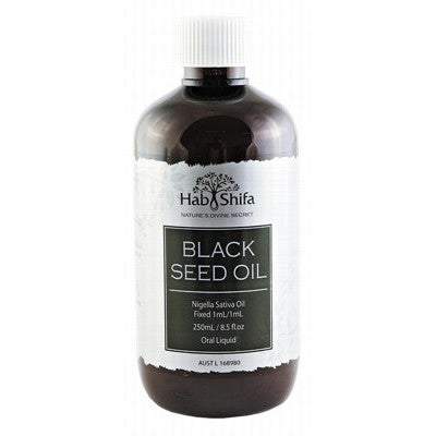 Hab Shifa Black Seed Oil 250ml