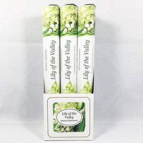 LILY OF THE VALLEY Incense Sticks - Premium Fragrance - Handmade