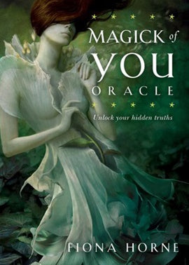 Magick of You Oracle Card Deck - Fiona Horne