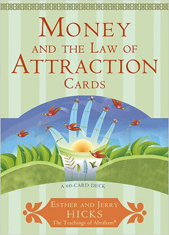 Money, and the Law of Attraction Cards - Esther and Jerry Hicks