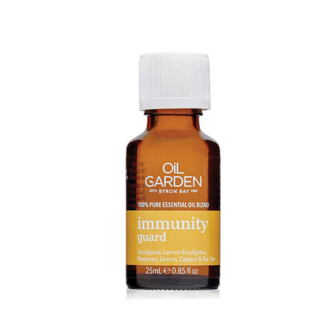 Immunity Guard Essential Oil Blend 25ml - Oil Garden