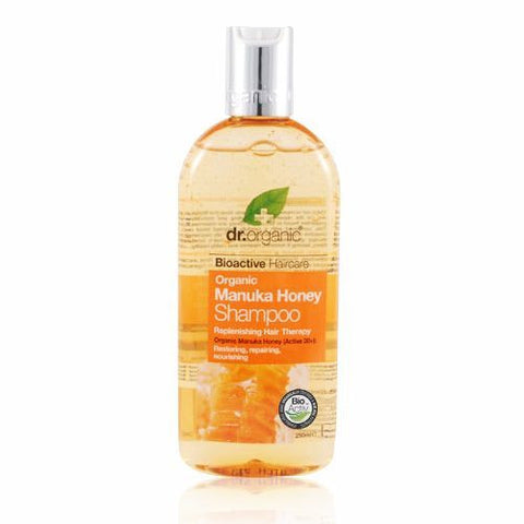 Dr Organic Manuka Honey Shampoo 265ml - May Special Offer
