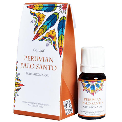 Palo Santo (Peruvian)  Protection Fragrance Oil 10ml