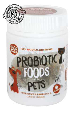 Probiotic Foods for Pets Blend 150g