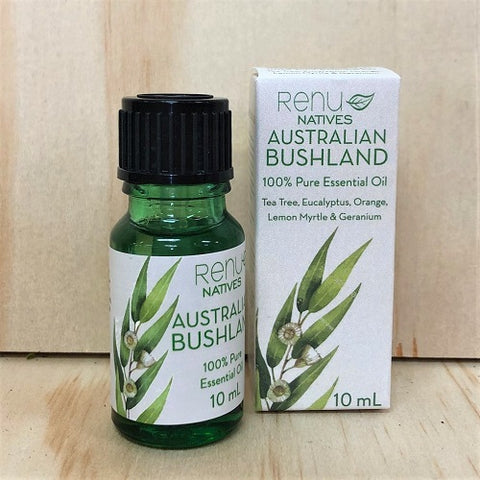 Australian Natives Essential Oil Blend - Bushland 10 ml