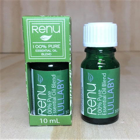 Lullaby Pure Essential Oil Blend 10 ml - BEST Seller - RENU Aromatherapy