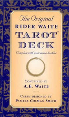 Rider Waite Original Tarot Deck