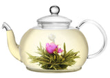 Flowering Tea Buds Certified Organic, GMO and Pesticide FREE - Solaris Teas Australian Supplier