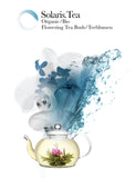 BIO Certified Organic Flowering Blooming Tea Buds - Solaris Botanicals in Australia