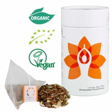 Sacral Chakra Tea - I feel -  Be Better Pyramid Herbal Teabags