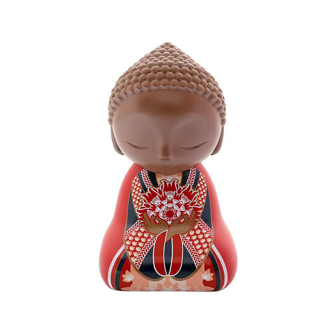 Little Buddha Collectable Figurine - Spread Love - 90mm - Gift Idea