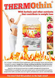 THERMOthin Keto Burner - advanced weight loss - 90 Capsules