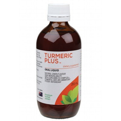 Turmeric Plus TM – 200ml
