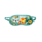 INTEGRITY - Owl Satin Eye Mask - Wise Wings - Gift idea