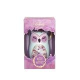 KINDNESS - Owl Figurine Keychain 45mm - Wise Wings - Gift idea