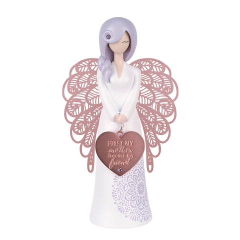 You are an Angel Figurine 175mm - FIRST MY MOTHER - Christmas Gift Idea