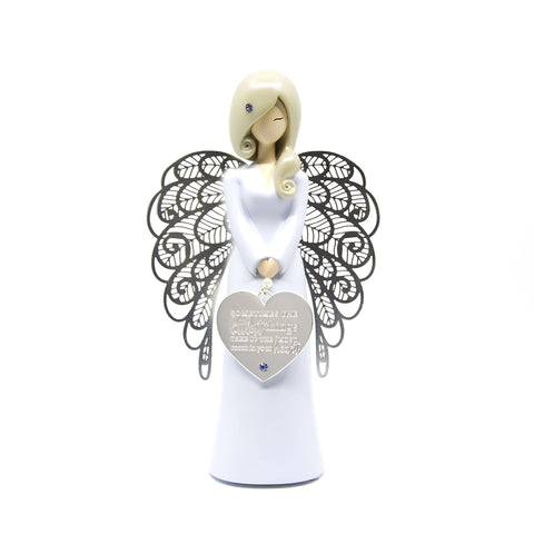 You are an Angel (The Little Things) Angel Figurine 155mm - BABY BOY