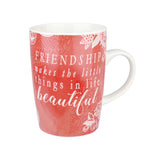 You are an Angel Mug - FRIENDSHIP - Bone China - Gift Idea