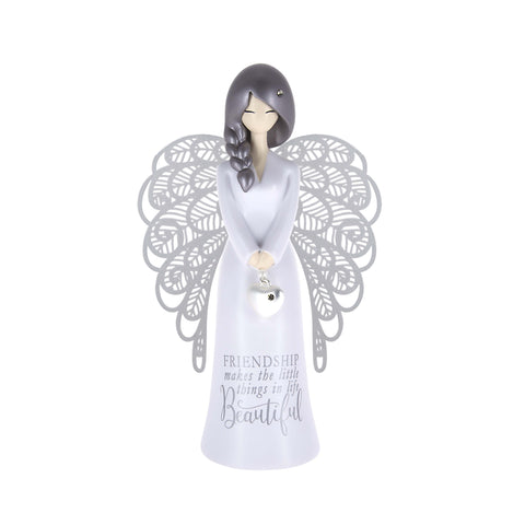 You are an Angel Figurine 155mm - BEAUTIFUL FRIENDSHIP - Christmas Gift Idea