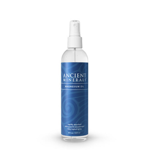 Ancient Minerals Magnesium Oil Spray - Genuine Zechstein - 237ml