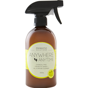 Anywhere Anytime 500ml Spray - Probiotic Solutions