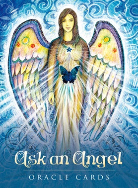 Ask and Angel Oracle Cards - Mellado, Carisa and Salerno, Toni Carmine