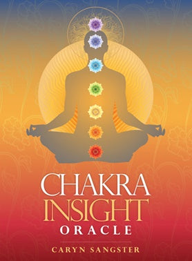 Chakra Insight Oracle Card Deck- Caryn Sangster