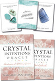 Crystal Intention Oracle Cards - Margaret Ann Lembo