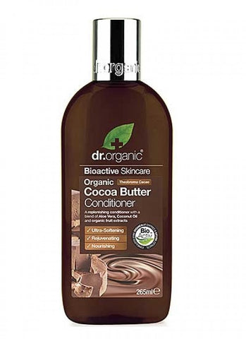 Dr Organic Cocoa Butter Conditioner - 265ml