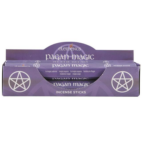 Pagan Magic Incense - Elements - 20 Sticks