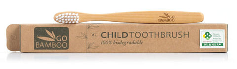 Go Bamboo Toothbrush | Child