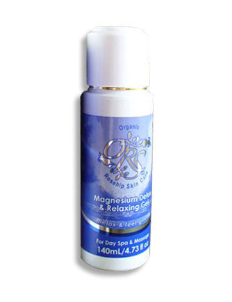 Organic Rosehip Magnesium and Relaxing Gel 140ml