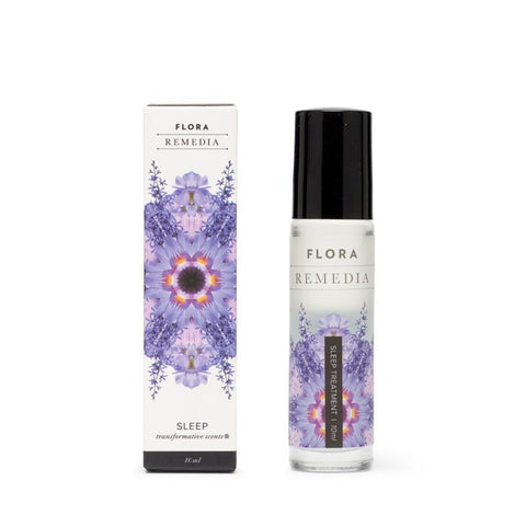 SLEEP Treatment Roll On 10ml - Flora Remedia
