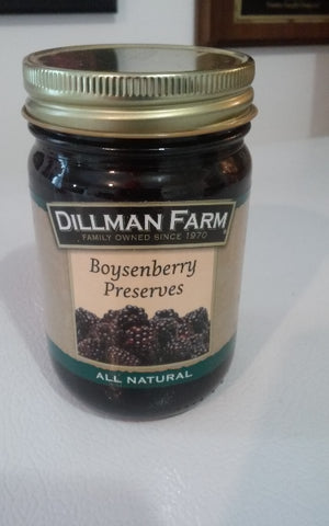 Dillman Farm Boysenberry Preserves