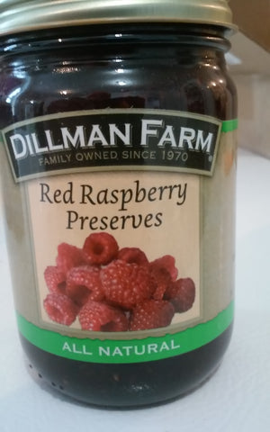 Dillman Farm Red Raspberry Preserves