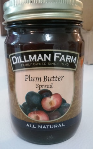 Dillman Farm Plum Butter