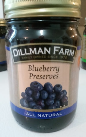Dillman Farm Blueberry Preserve