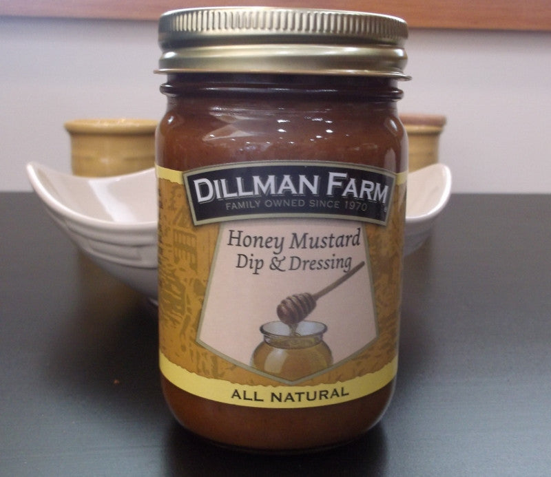Dillman Farm Honey Mustard