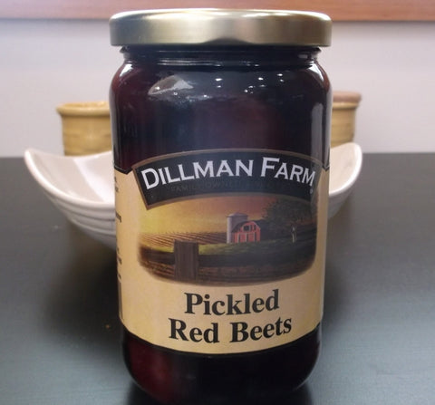 Dillman Farm Pickled Red Beets