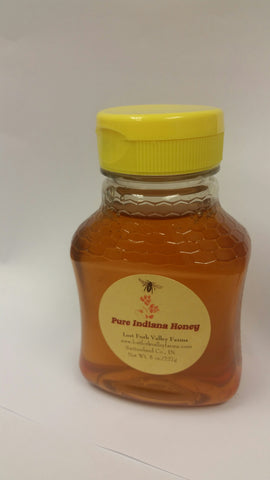 Raw Indiana Honey 1/2 lb.