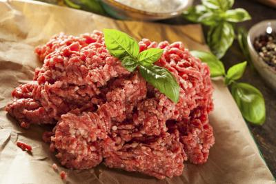 Grass-Fed Ground Beef (90/10 lean) - 1lb