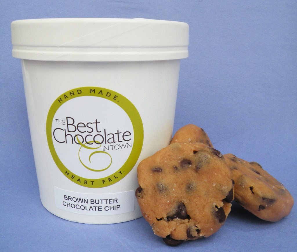 Brown Butter Chocolate Chip Cookie Dough