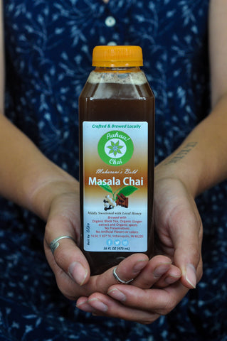 Authentic Bold Masala Chai Drink