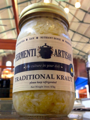 Traditional Sauerkraut