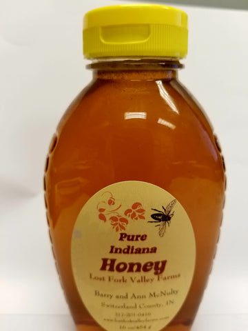 Buckwheat Amber Honey