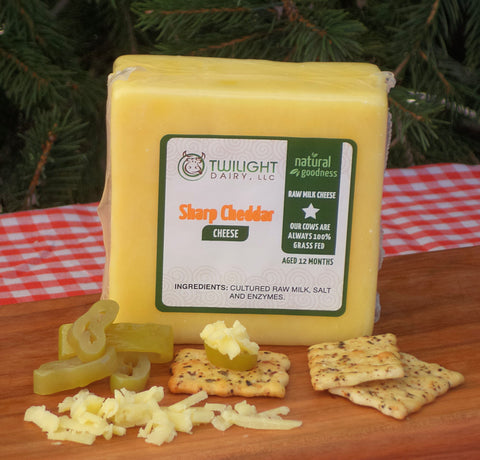 Cheese_Sharp Cheddar_10 oz