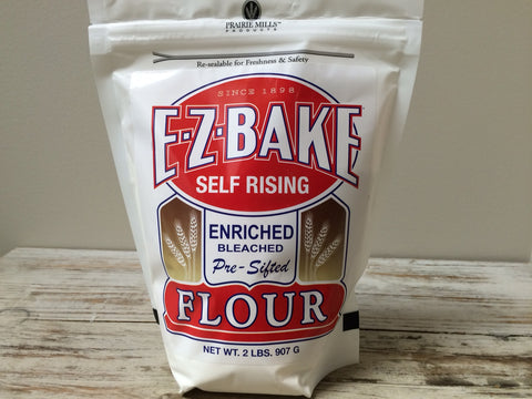 Flour - Self-rising - 2 lb.