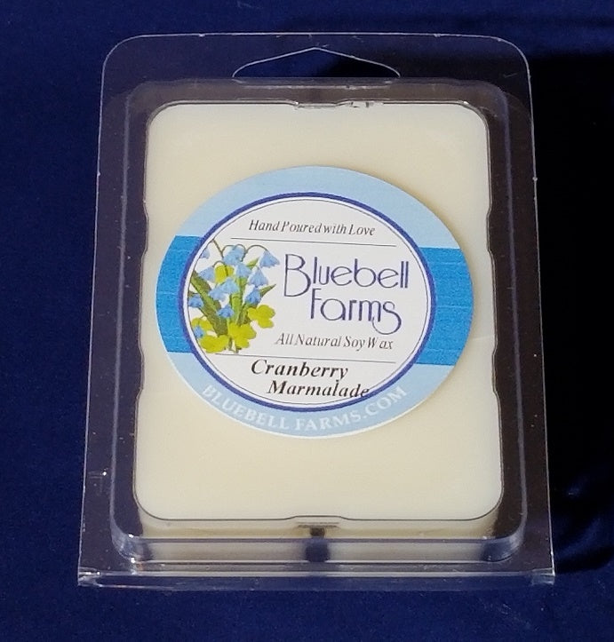 Cranberry Marmalade 3 oz Soy Wax Melt