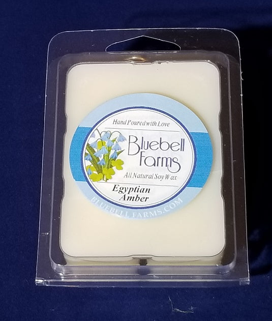 Egyptian Amber 3 oz Soy Wax Melt